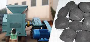 Coal Briquette Press