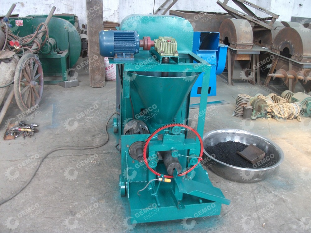 Trustable Bbq Charcoal Machine For Extruding Press