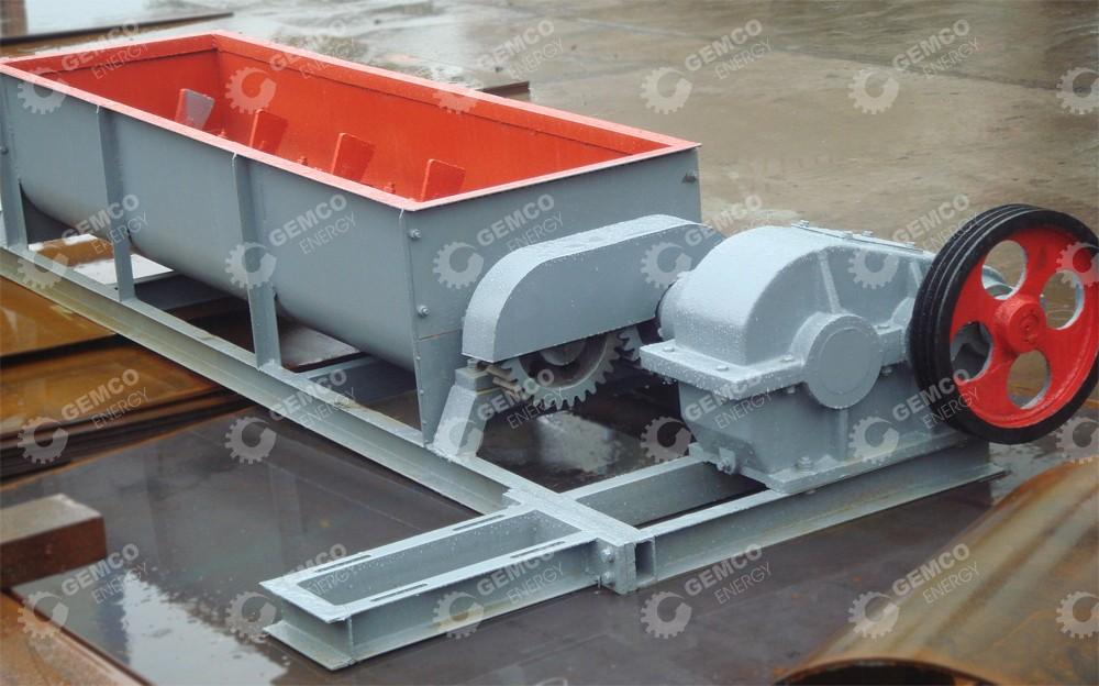Horizontal Two-Shaft Coal Mixer&Charcoal Powder Mixer for Sale