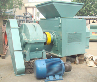 mechanical and hydraulic briquette press for mineral