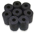 final briquettes for homecomb ball machine