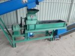 mixer for briquetting plant